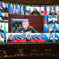 Army General Valery Gerasimov  Photo MOD Russia