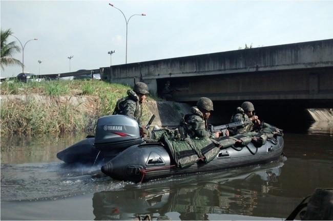 DefesaNet - Doutrina Militar - Guerra Irregular  Bda Inf Pqd do ... 1030e08b081