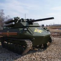 In 2016 Rosoboronexport (part of the Rostec State Corporation) will begin to promote the Uran-9 combat multipurpose robotic system in the international market.