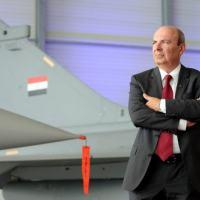Eric Trappier, CEO da Dassault Aviation artífice das vendas internacionais  do caça RAFALE