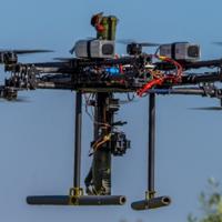 Novo drone da Rostec conta com lançador de mísseis para destruir instalações inimigas