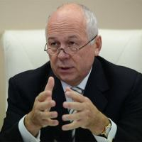 The Wall Street Journal sat down with the Rostec chief for a recent interview in Moscow