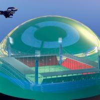 O sistema, também chamado de JAMMER, poderá ser usado para bloquear  drones, celulares, rádios, entre outros sinais de radiofrequencia