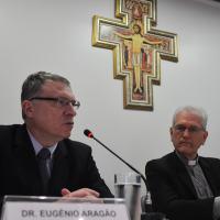 Dr. Eugênio Aragão, Ministério da Justiça,  Dom Leonardo Ulrich Steiner, Conferência Nacional dos Bispos do Brasil Foto – Agência Brasil
