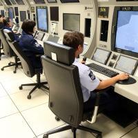 SAGITARIO opera integrado a sensores de vigilância ADS-B para controlar movimento de helicópteros em bacias petrolíferas no Brasil
