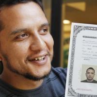 Daniel Torres imigrou aos EUA na adolescência e utilizou uma certidão de nascimento falsa para se alistar nas Forças Armadas