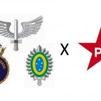 Forças Armadas frente aos processos de cooptação do Partido dos Trabalhadores