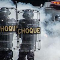 Policiais em treinamento no Rio de Janeiro: para especialista, Brasil não é terreno fértil para terroristas