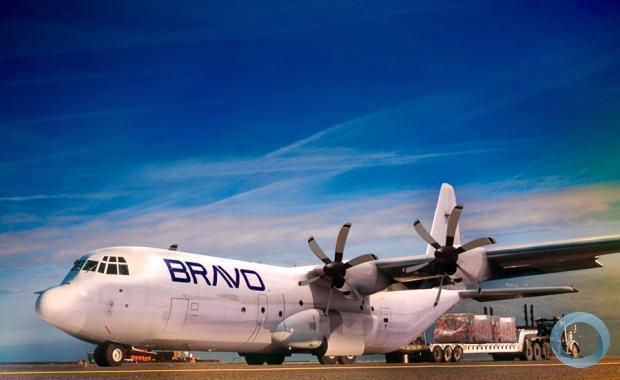 BRAVO Industries anuncia a aquisição de 10 Aeronaves Cargueiras  Multimissão LM-100J Super Hercules Arte - LM