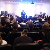 Cerca de 150 profissionais de Inteligência acompanharam a abertura oficial do Centro de Inteligência Foto - ABIN