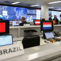 Centro de Cooperação de Polícia Internacional no Rio de Janeiro - Foto - Agência Brasil
