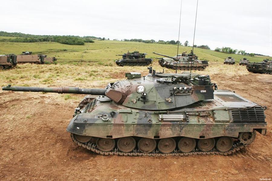 Resultado de imagem para leopard exercito brasileiro
