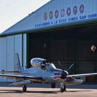 O A-29, originalmente desenvolvido para interceptação aérea, tornou-se um produto chave no domínio marítimo. (Foto: Capitan Justin Brockhoff/Força Aérea dos Estados Unidos)