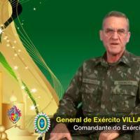 Mensagem de Fim de Ano do Comandante do Exército Gen Ex Villas Boas