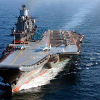 Força Tarefa do porta-aviões Almirante Kuznetsov serão os primeiros a seem  desmobilizados do conflito