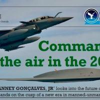 Uma provocativa análise sobre o futuro do Combate Aéreo em 2030.