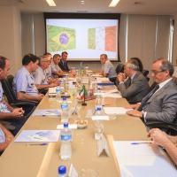 Brasil e Itália debatem sobre possível parceria - Foto: FAB
