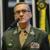 Comandante do Exército Brasileiro Gen Ex Eduardo Villas Boas