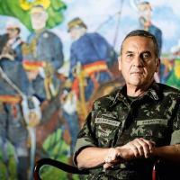General Eduardo Villas Bôas publica texto no Twitter