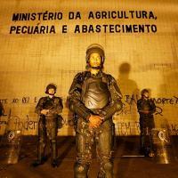 General Villas Boas comenta a Operção GLO em Brasília DF