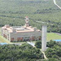 Centro de Lançamento de Alcântara (CLA) - Base opera no lançamento de foguetes em menor escala Divulgação/Agência Espacial Brasileira