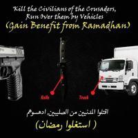 Ataques por atropelamentos no último ano passaram a ser o principal forma de ataque dos terroristas.