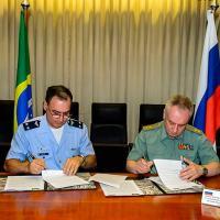Delegação da Rússia visita o Brasil para tratar sobre cooperação na área de Defesa