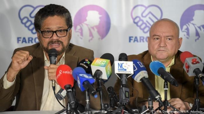 Farc anunciam transformação do grupo em partido político