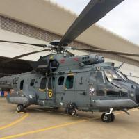 UH-15A - Aeronave Super Cougar N-7202 - Foto: MB