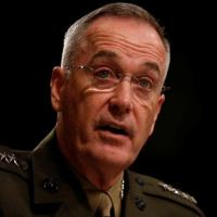 General Dunford presta depoimento em Washington 13/6/2017