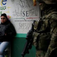 No México, o Exército já está nas ruas há mais de uma década, com resultados controversos