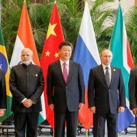 A Cúpula de Xiamen, na China, incentivará os esforços do grupo de países integrado por Brasil, Rússia, índia, China e África do Sul na busca de respostas aos desafios do século XXI