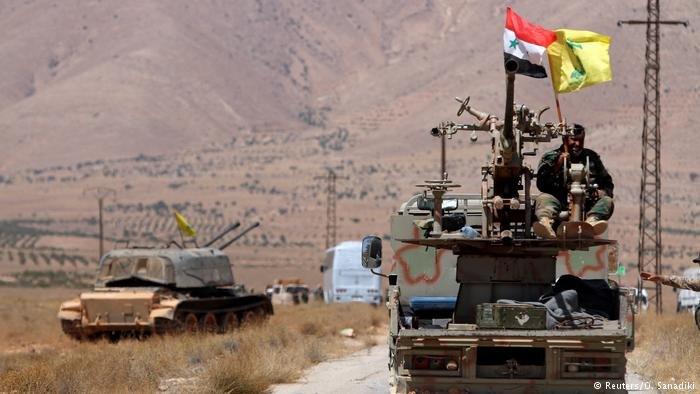 Hezbollah declara vitória na guerra da Síria, diz jornal