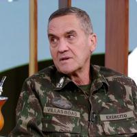 No 'Conversa com Bial', comandante do exército fala de sua carreira e sua luta contra uma doença neuromotora degenerativa