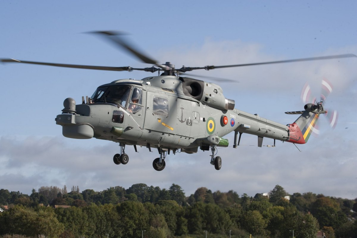Defesanet Navy Upgraded Brazilian Navy Super Lynx
