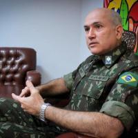 General Fernando Herzer alega que Exército atua dentro da legalidade, conforme art. 142