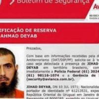 Alerta de segurança da empresa Avianca foi emitido após primeira tentativa de Deyab entrar no Brasil, no ano passado