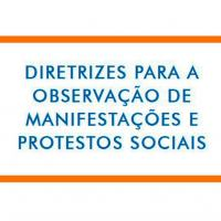 NU - Observadores de direitos humanos são essenciais para realização livre de protestos