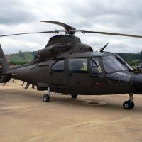 Pantera (AS 365 K2) entregue ao 2º Batalhão de Aviação do Exército (BAvEx) - Foto: Helibras