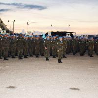 A participação na MINUSTAH (Haiti) teve racterísticas muito diferentes das que será encontradas em uma missão na república centro africana
