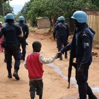 UN Mission in the Central African Republic MINUSCA