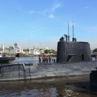 Foto: Argentina Navy via AP