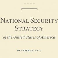 Trump - Anuncia a National Security Strategy