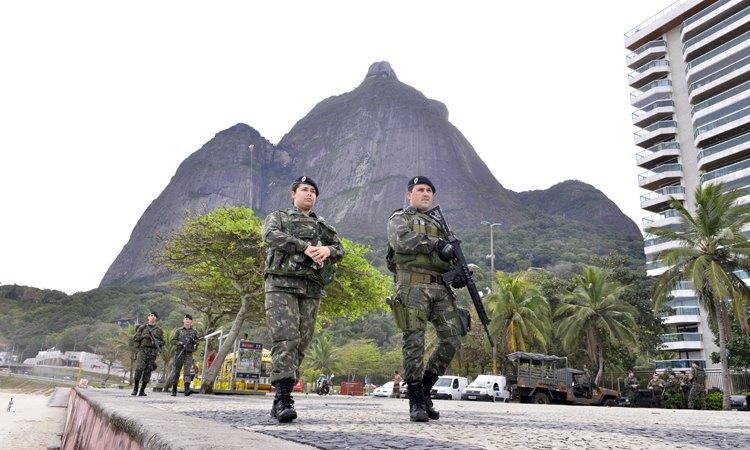 Governo federal envia as Forças Armadas ao RN