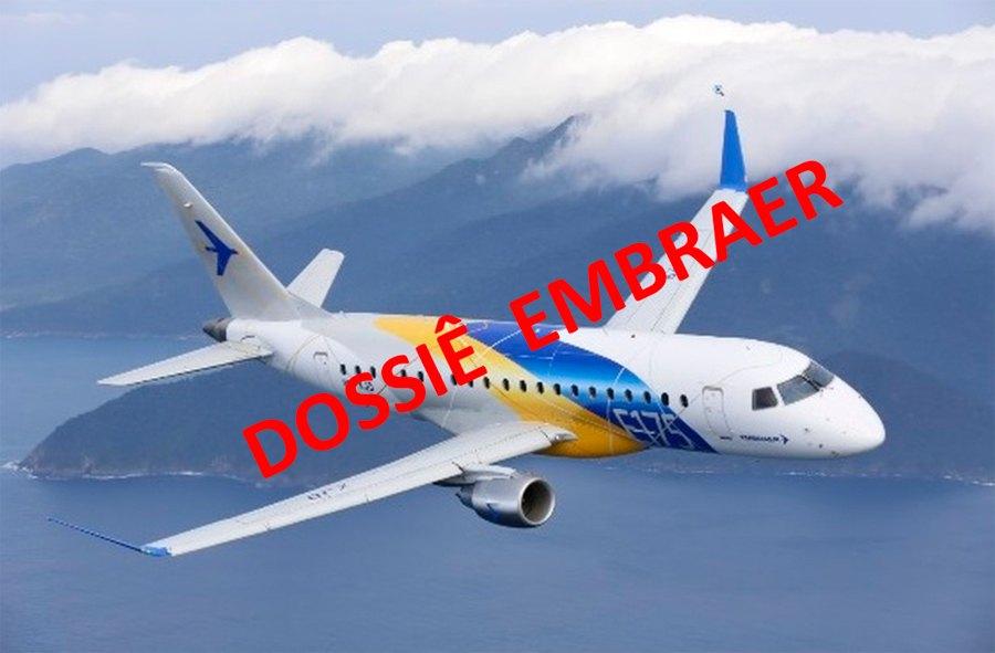 Embraer consulta bancos sobre negociação com a Boeing