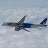 Operando com o menor nível de ruído e emissões externas, o E190-E2 torna-se, assim, o avião mais ecológico do segmento