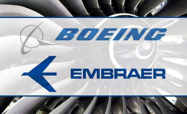 Boeing e Embraer podem criar uma terceira empresa