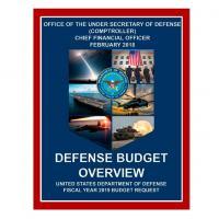 Pentágono – Orçamento FY 2019 U$686 Bi
