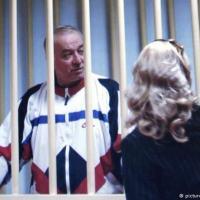 Sergei Skripal durante seu julgamento por traição em 2006