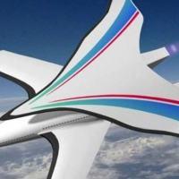 O avião que os chineses tentam desenvolver voaria a uma velocidade cinco vezes maior que a do som | Foto: China Science Press